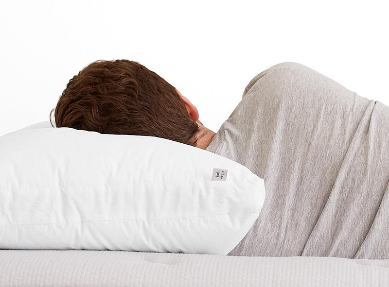 adaptive pillow from helix review adjustable