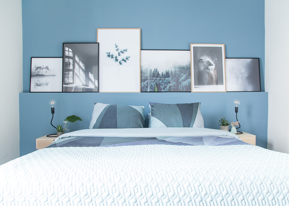 Light Blue is subtle, enjoyable and very relaxing.