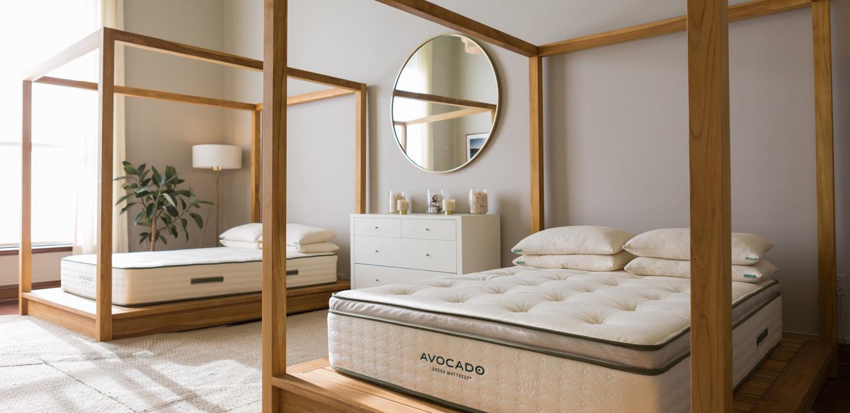 avocado mattress showroom austin