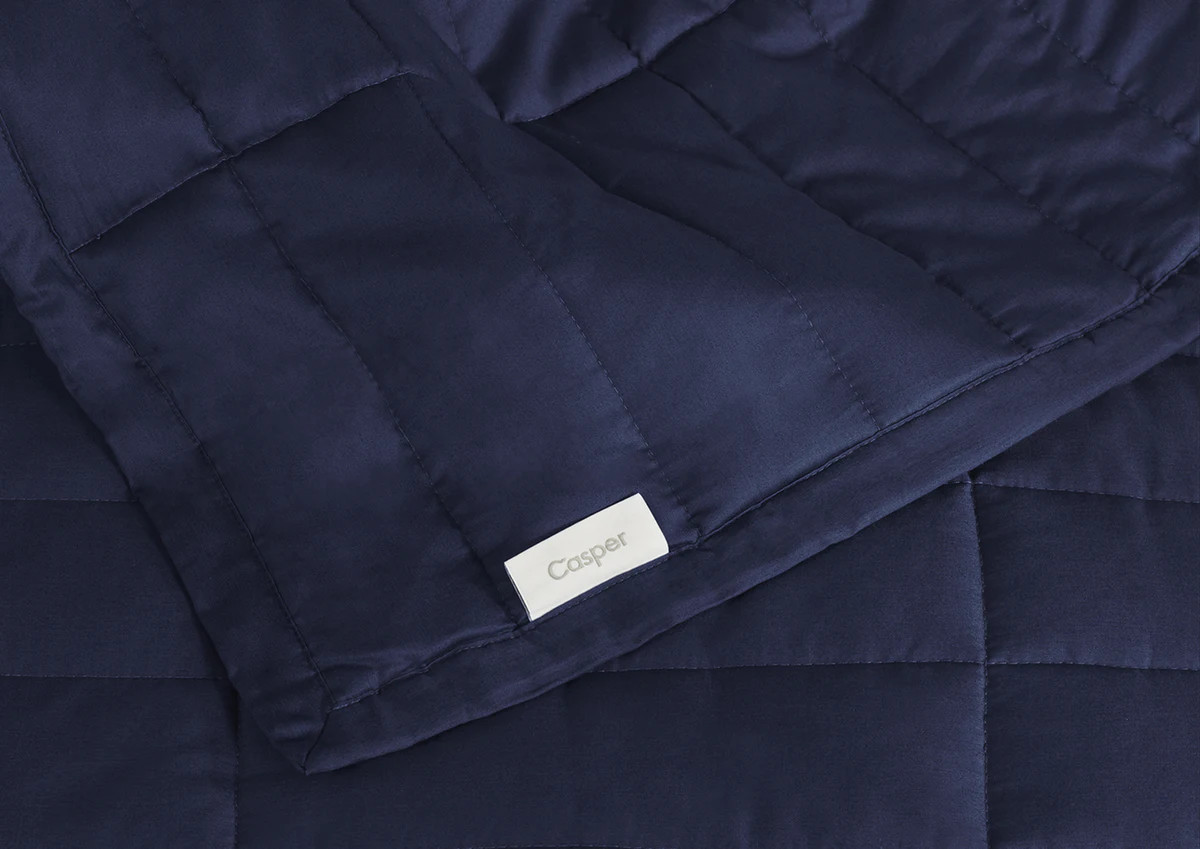 the cotton weighted blanket