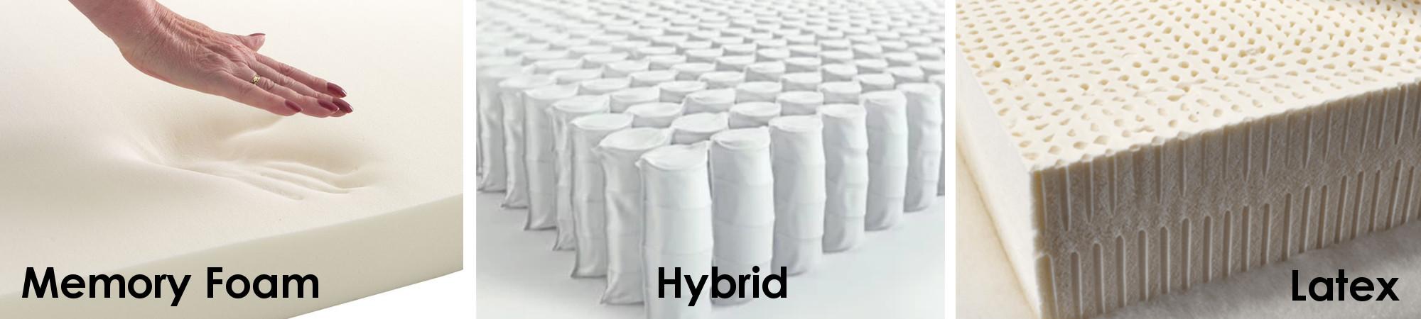 mattress styles