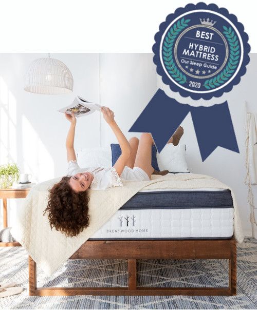 oceano best hybrid mattress 2020