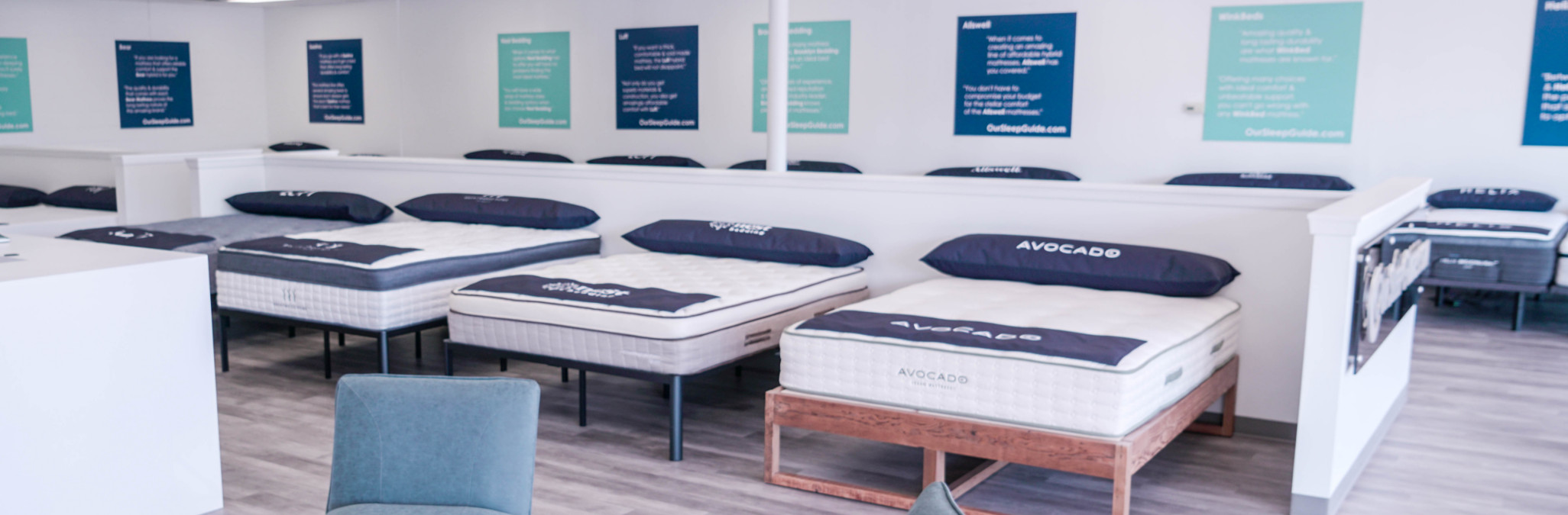 our sleep guide austin mattress store
