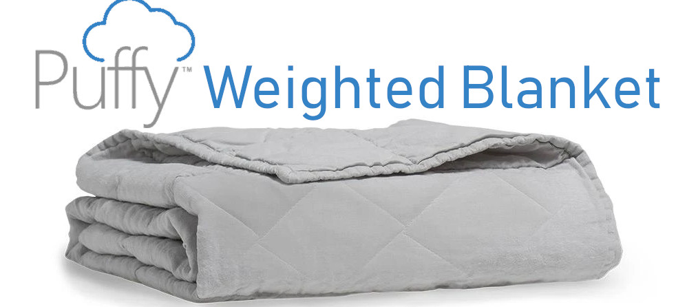puffy weighted blanket