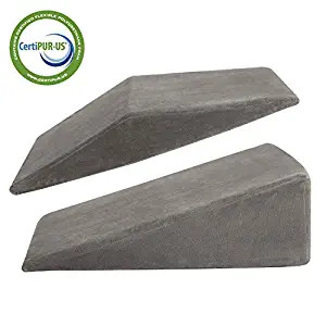 the top wedge pillows