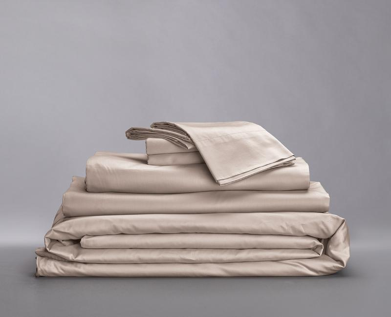 silky smooth organic cotton bedding