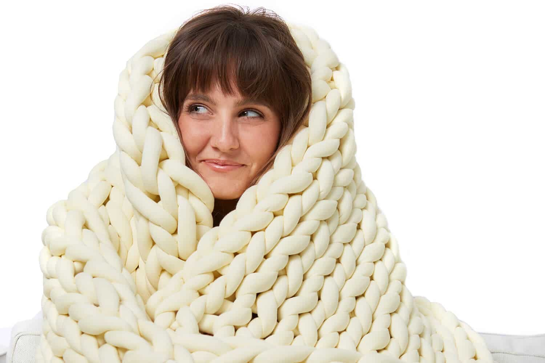 yaasa weighted blanket comfort