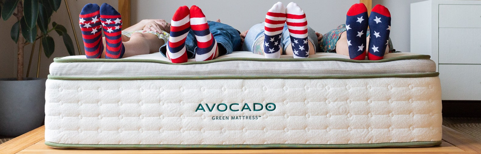 avocado mattress for large people
