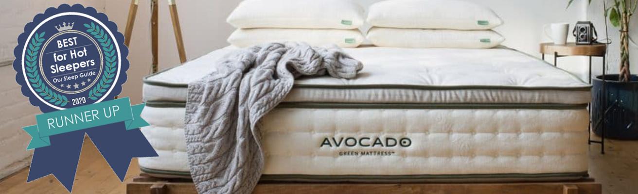 best mattress for hot sleepers avocado