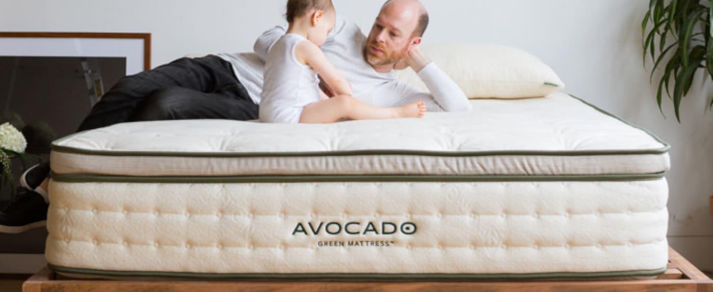 best natural american mattress avocado