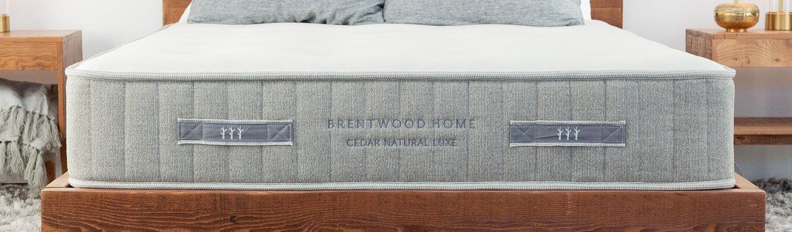 best cooling mattress cedar natural luxe