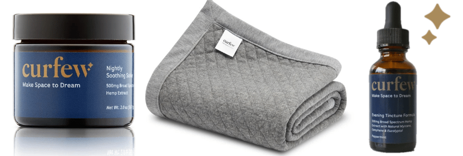 curfew cbd sleep products reviewed