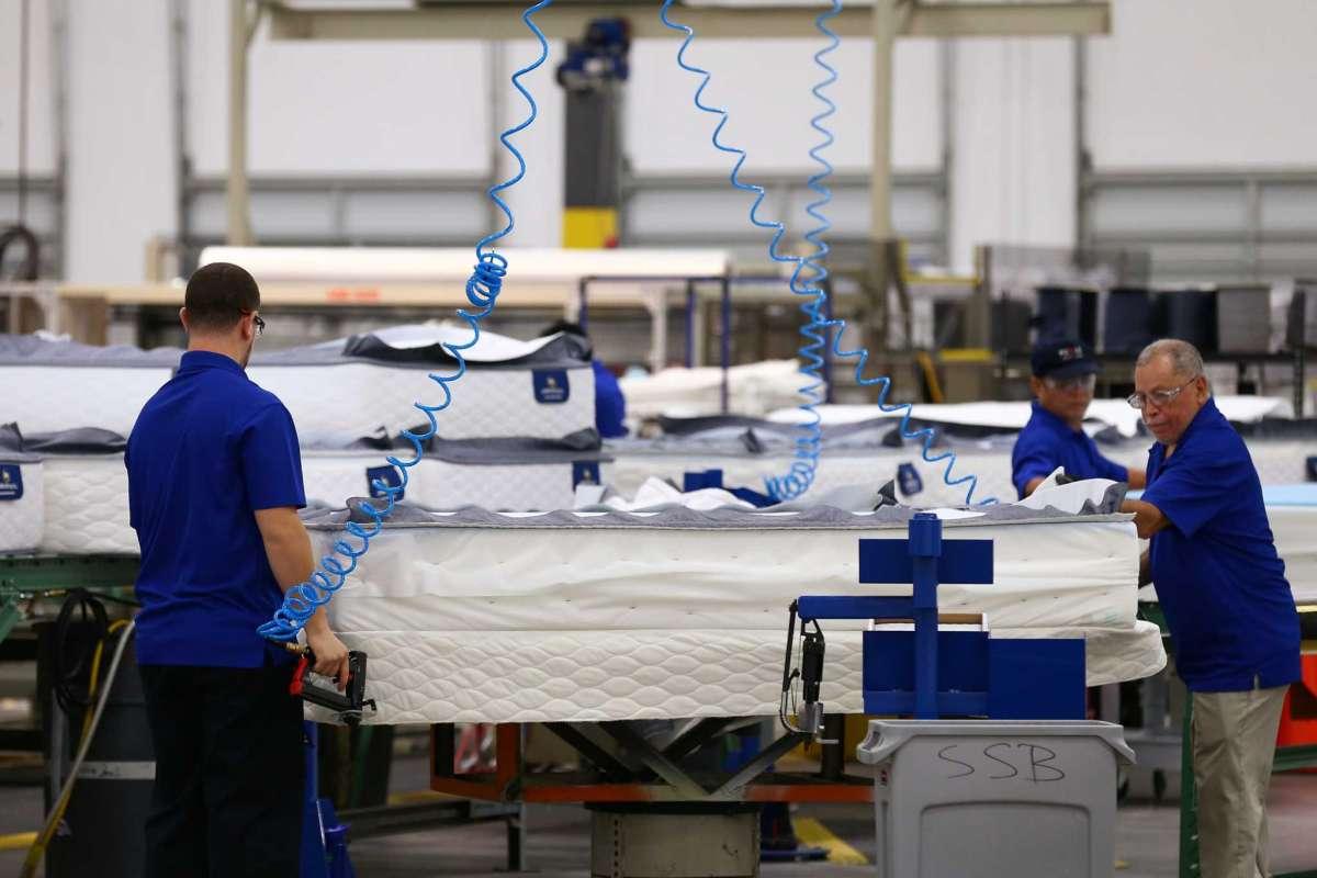 USA mattress factories standards more safe