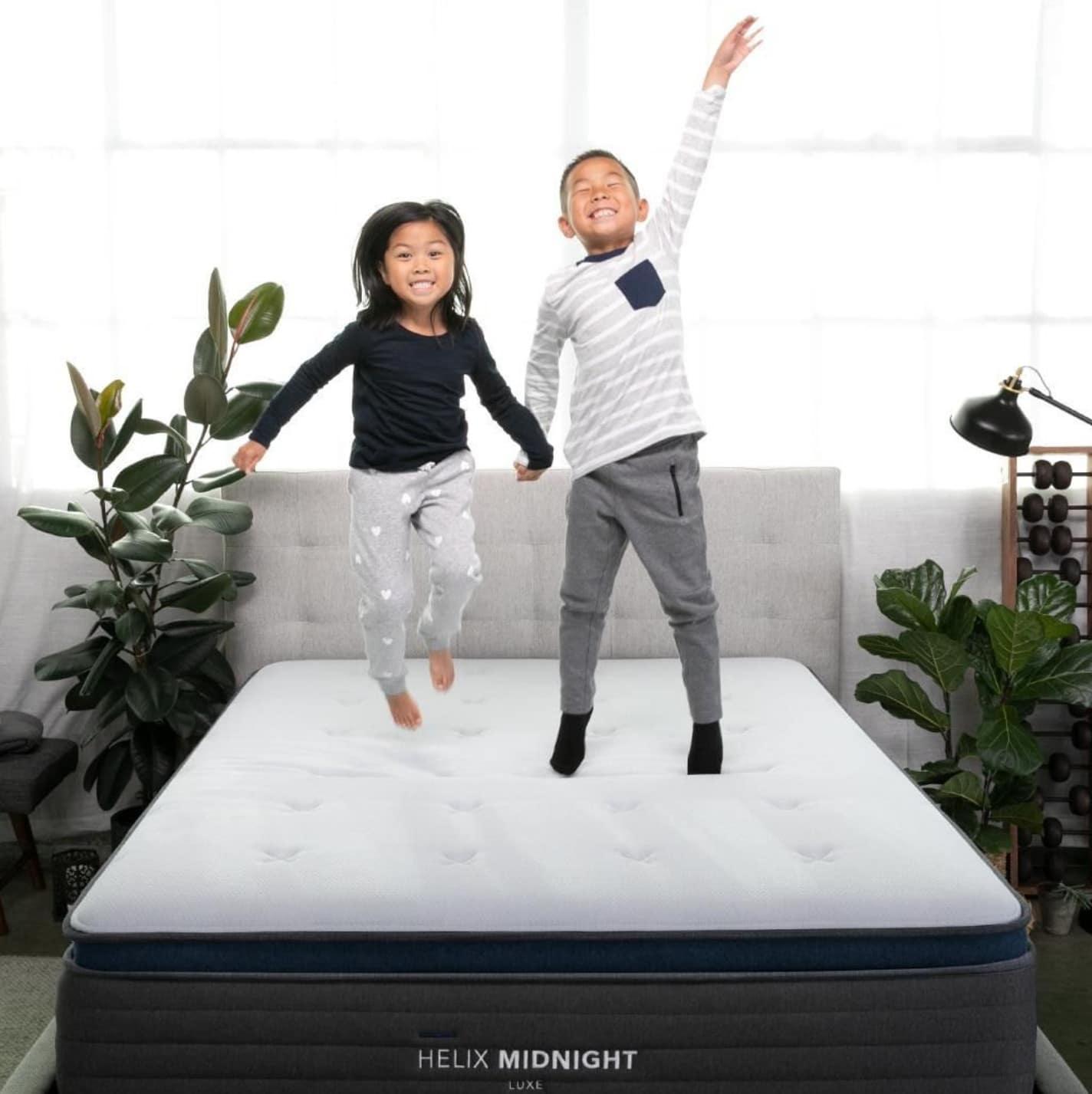 helix luxe best mattress