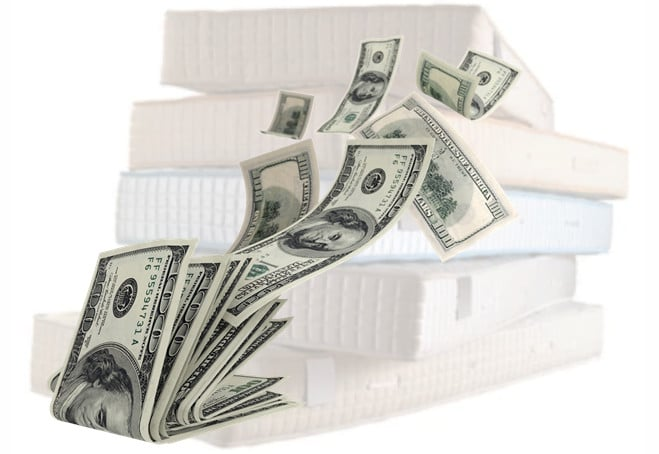 are american mattresses more expensive