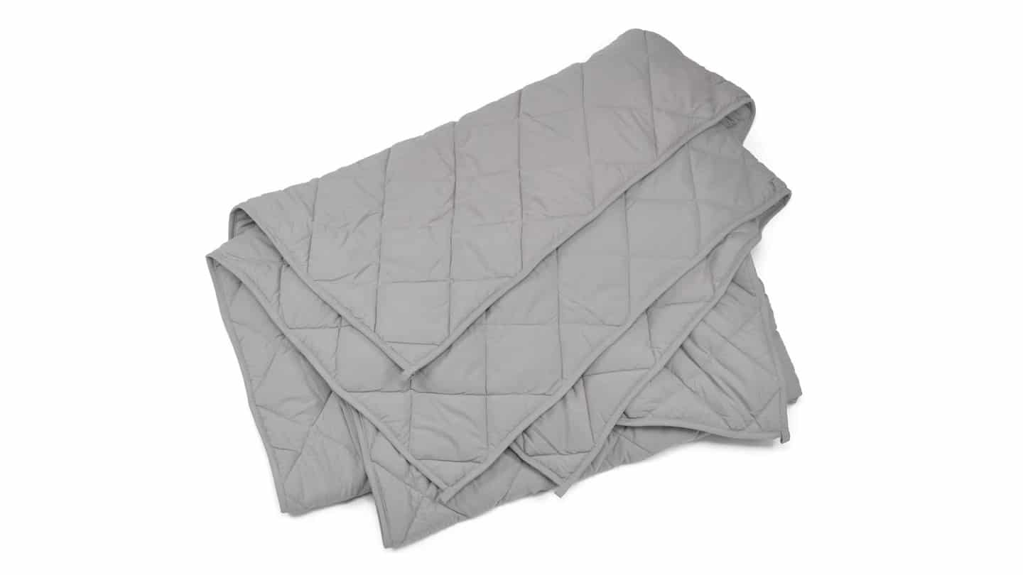 weighted blanket by bear mattress review