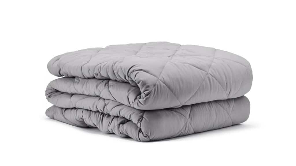 review over the weighted blanket by bear