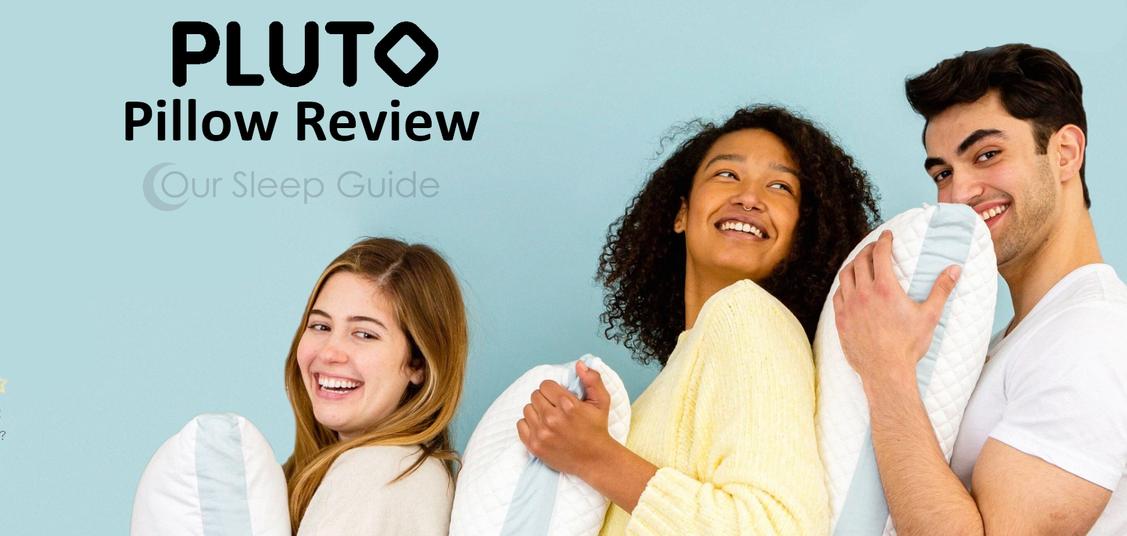 pluto pillow review our sleep guide