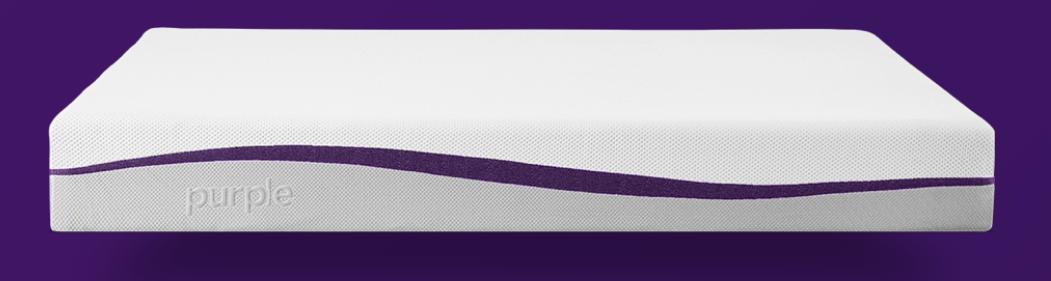 purple original mattress cool bed