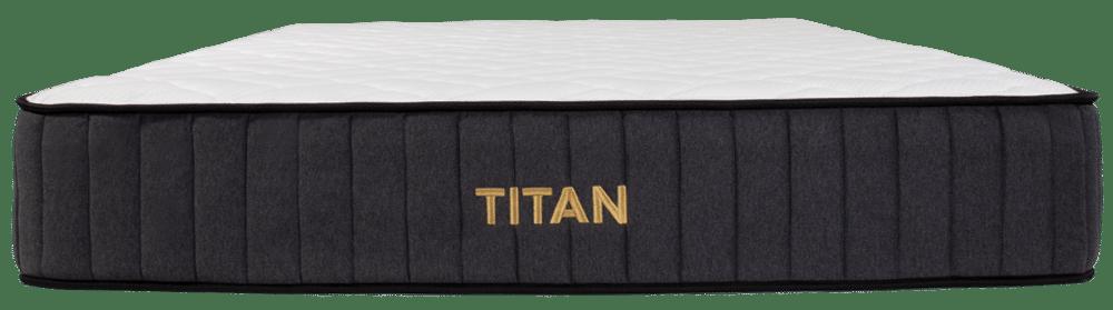 titan mattress by brooklyn bedding best heavy
