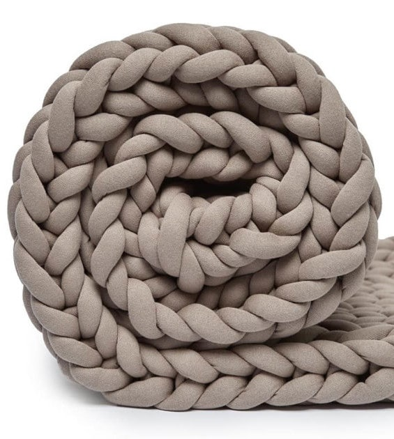decorative weighted blankets