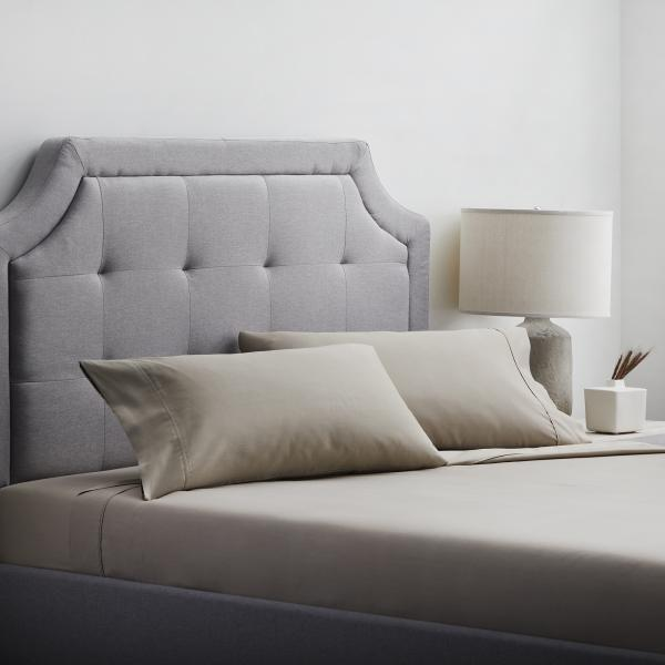 malouf cotton blend sheets review from our sleep guide