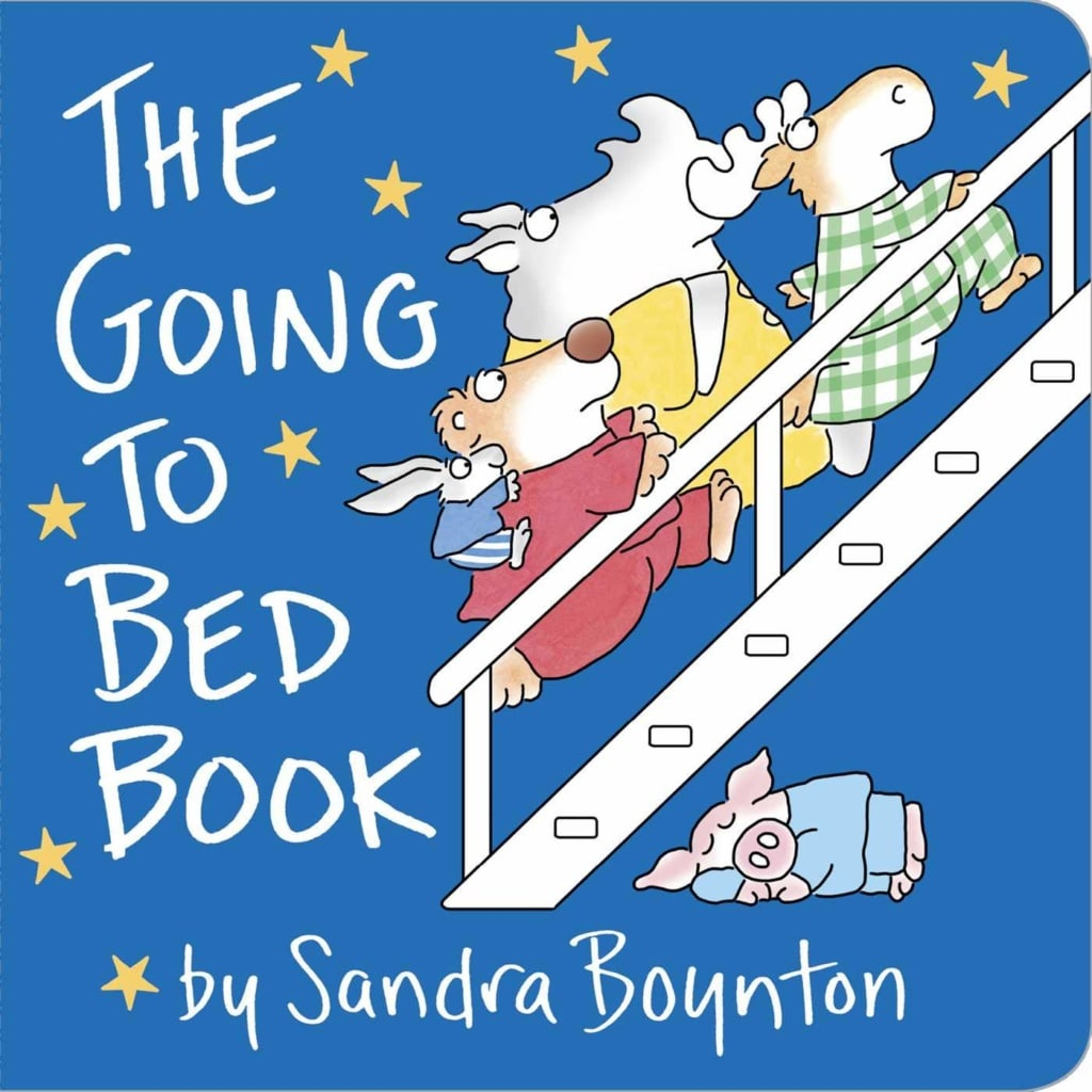 best kids night time stories to go to sleep to
