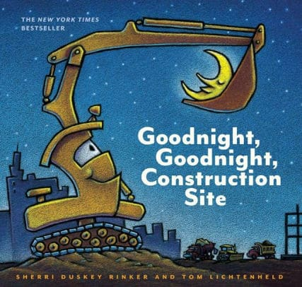 great books for getting your kids to fall asleep