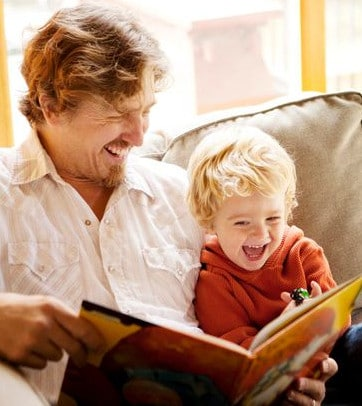 benefits to reading bedtime stories with your kids