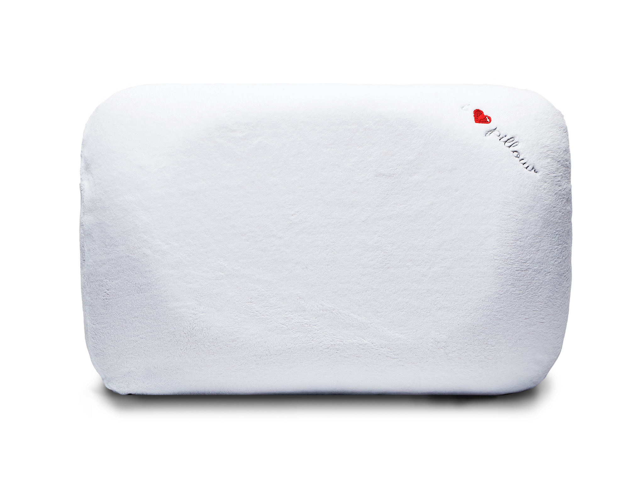 contoured memory foam pillow made in the usa