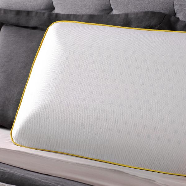 malouf chamomile pillow with cover
