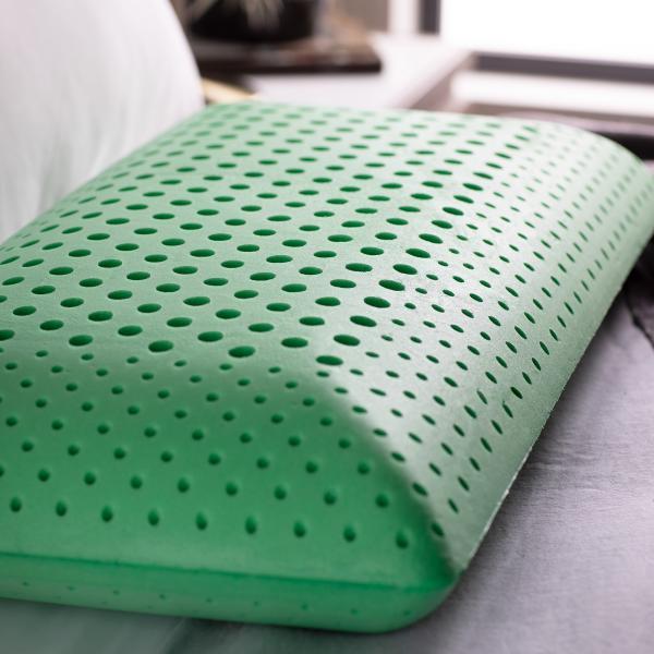 active dough memory foam tencel fabric