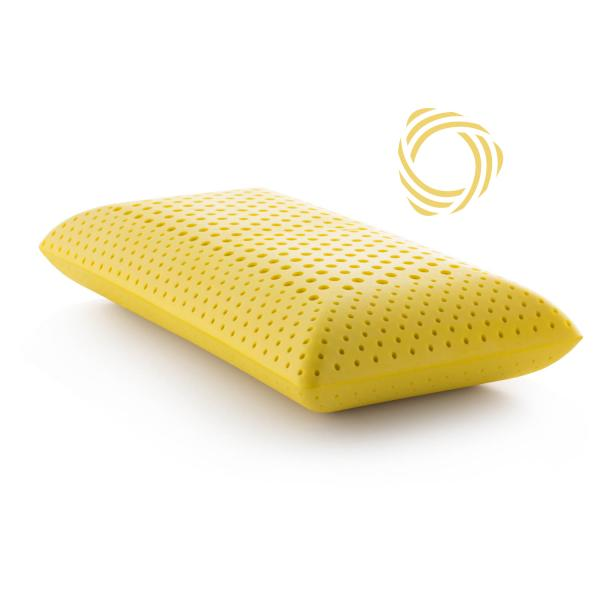 chamomile infused pillow from malouf