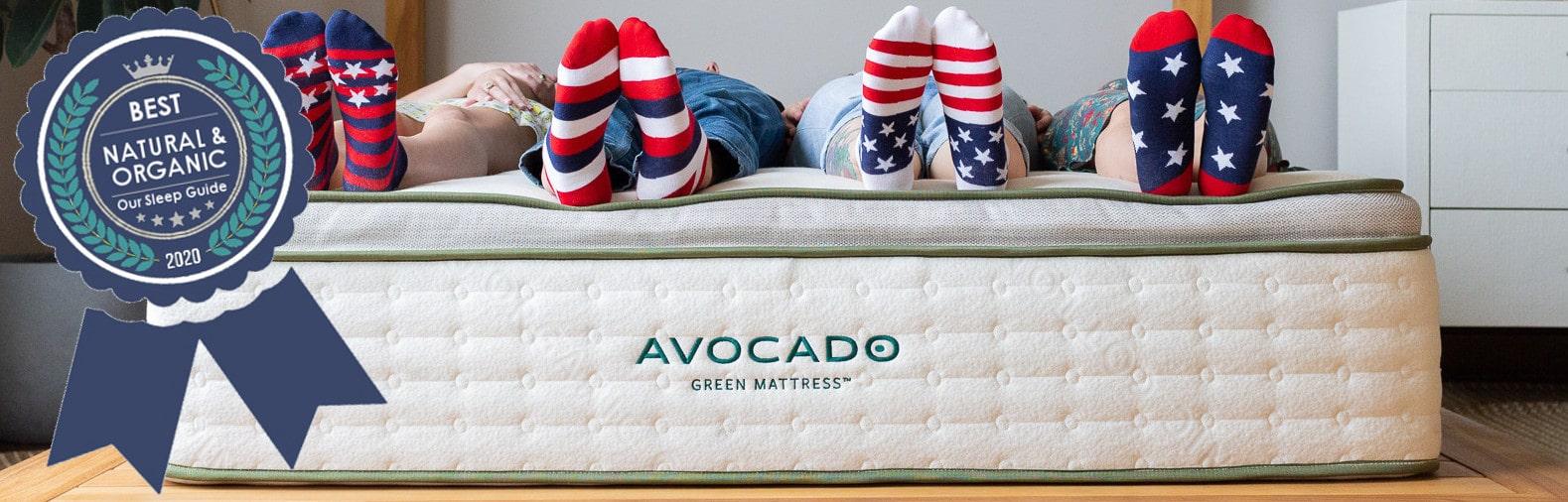 best natural mattress avocado green