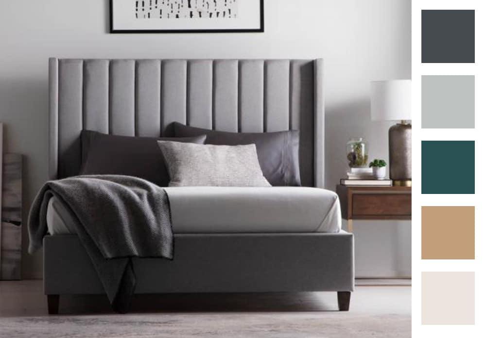 blackwell designer bed frame