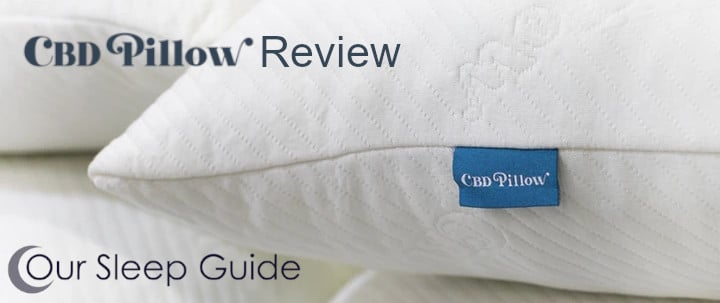 review over the cbd pillow