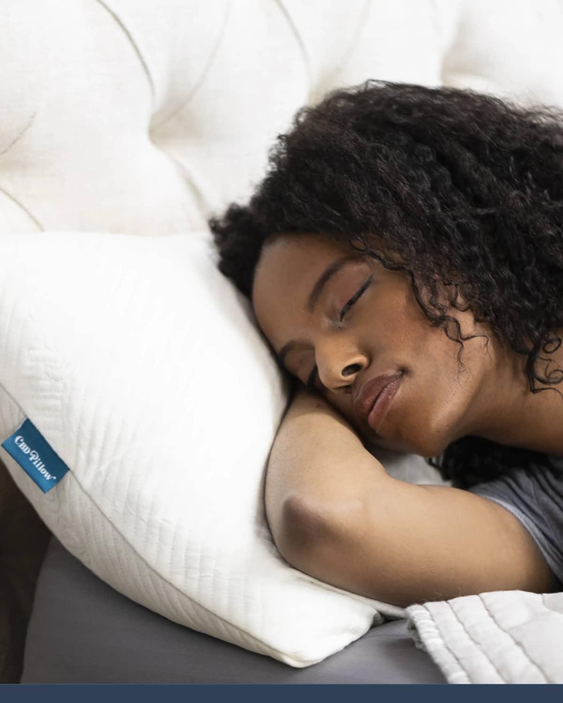 cbd pillow comfort