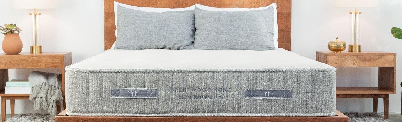 best luxury natural mattress cedar