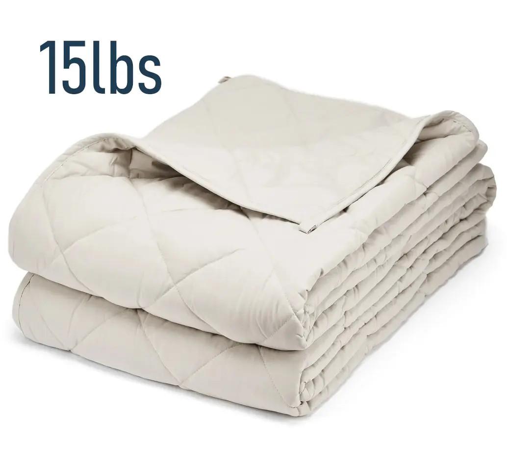 15 pound weighted blanket queen