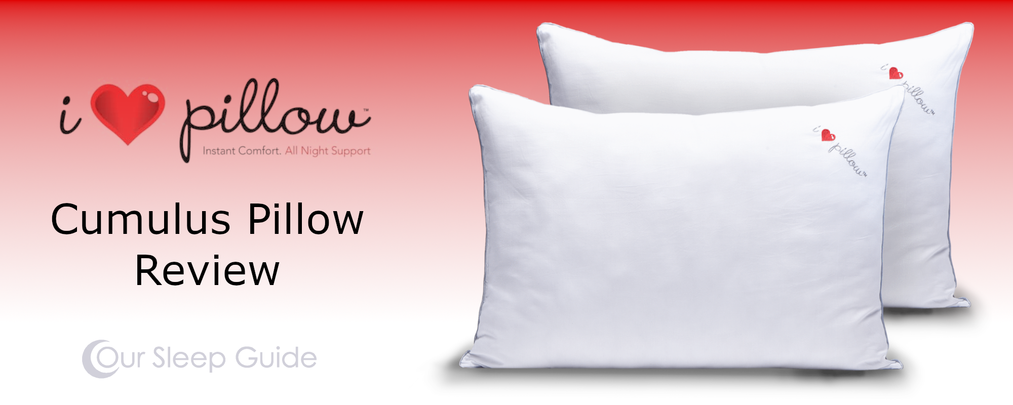 the cumulus pillow review from our sleep guide