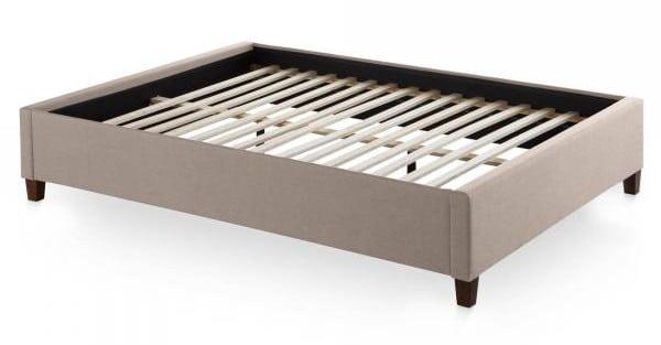 designer bed frame base
