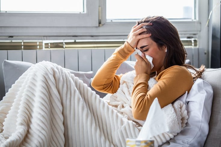 how to i keep from being sick?