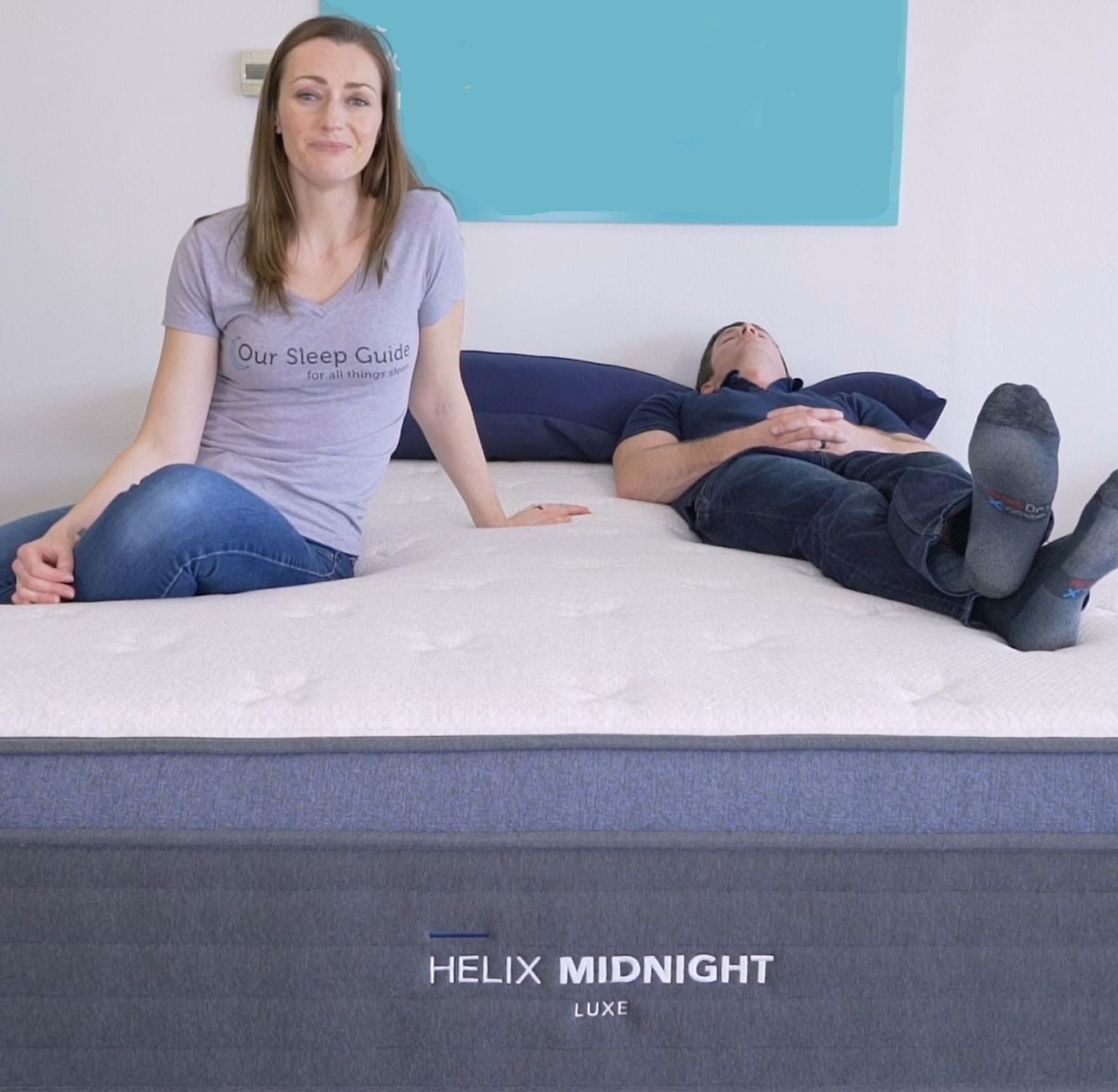 helix midnight mattress review