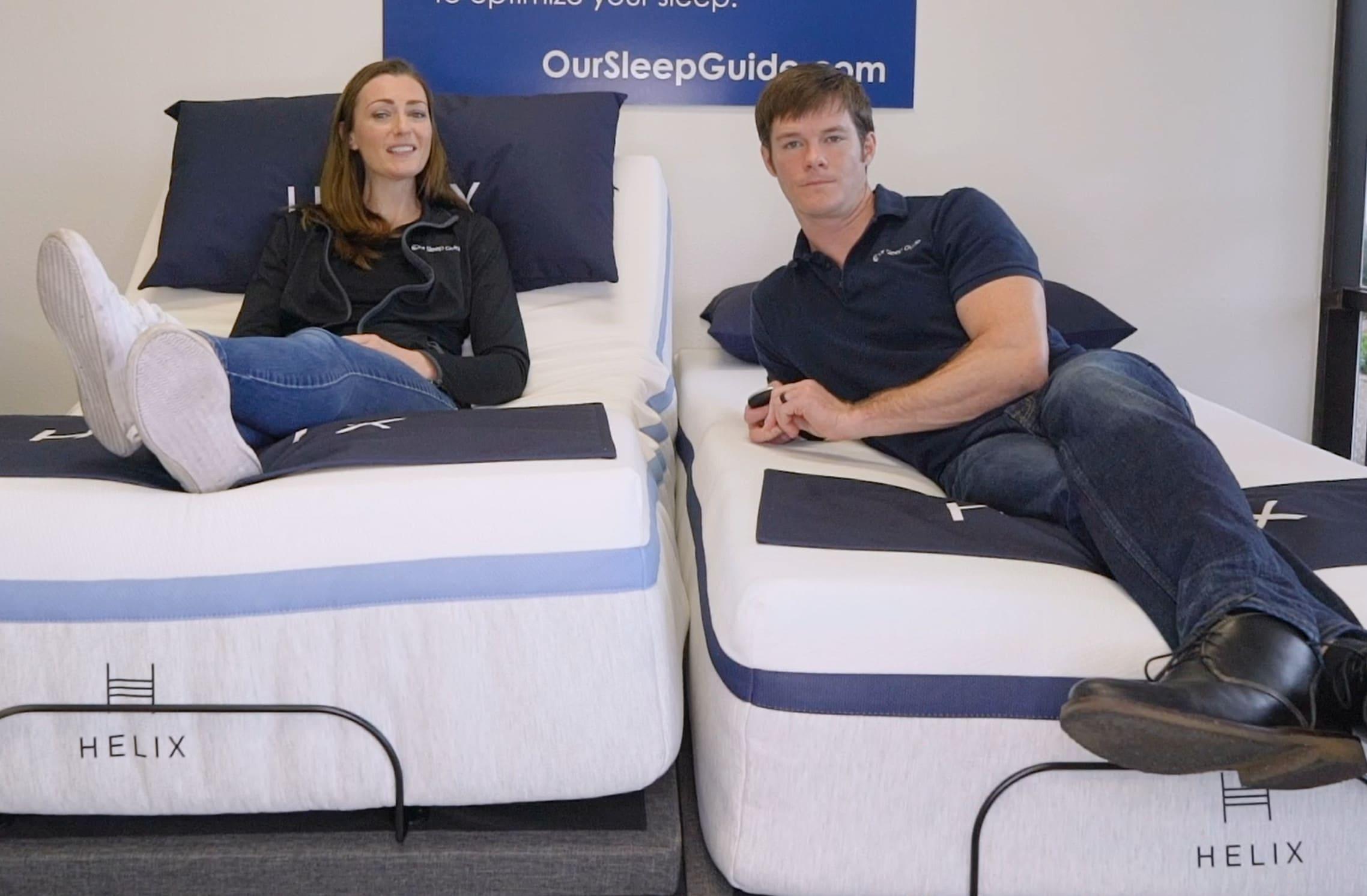 original helix mattress moonlight midnight