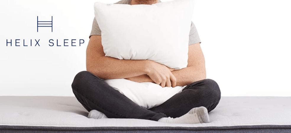 helix adjustable pillow gift