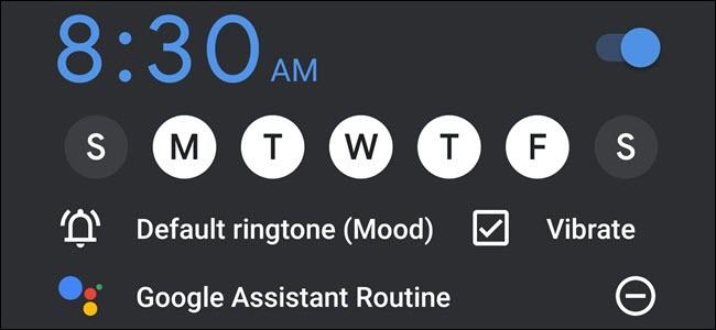 stress free morning routine