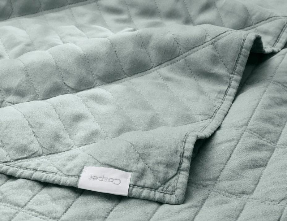 linen blanket by casper