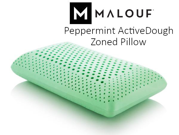 are the z pillows from malouf comfortable?