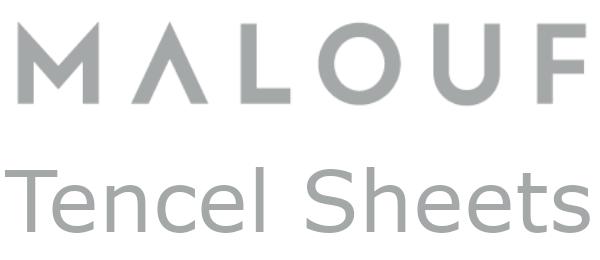 malouf tencel sheets