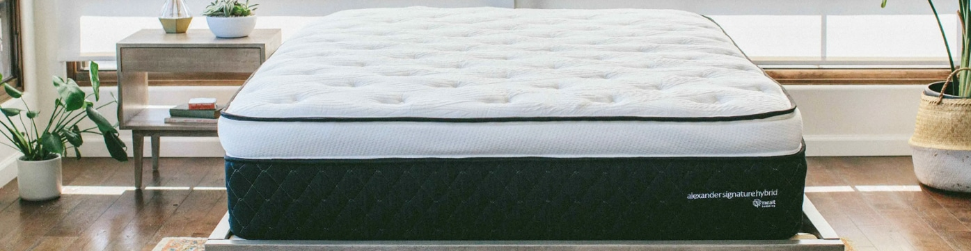 best split comfort mattress